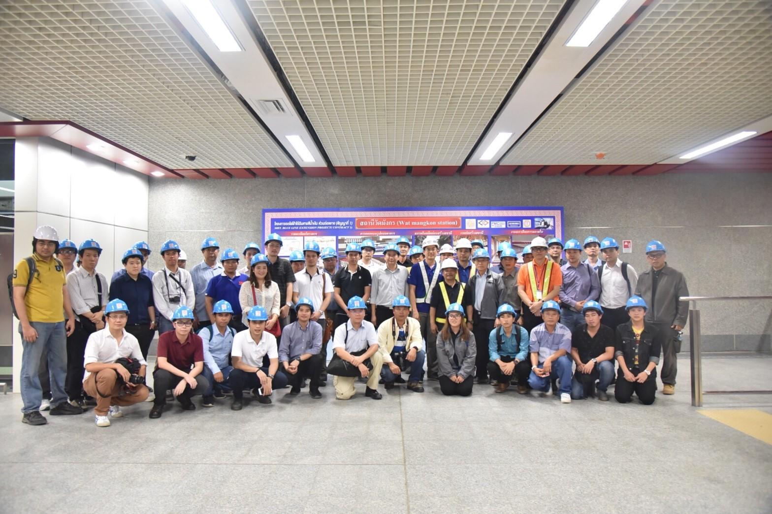 วิศวกรรมโครงสร้างทางรถไฟ ขั้นพื้นฐาน (Fundamental of Railway Track Engineering) รุ่นที่ 1