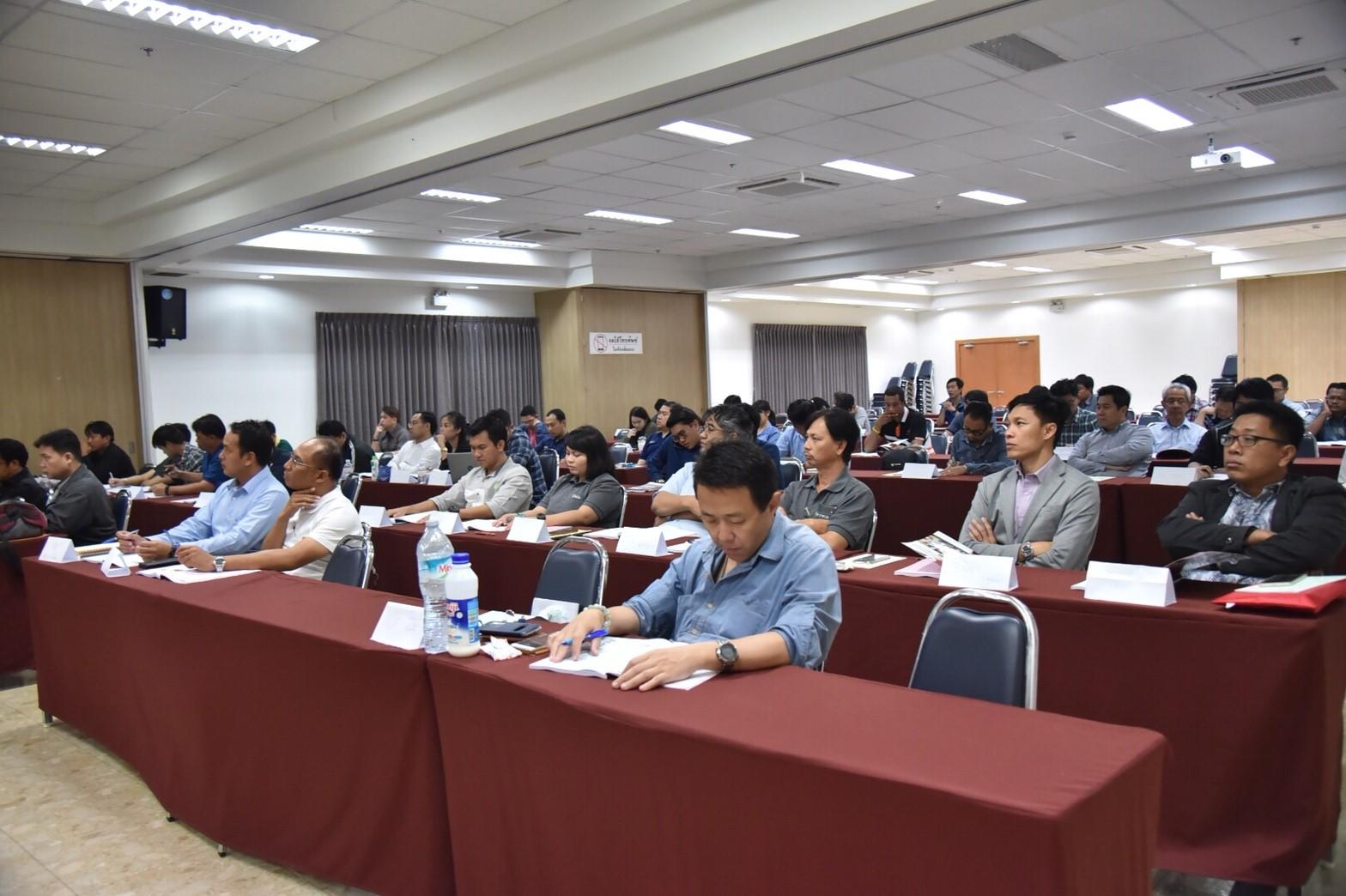 โครงการอบรมเรื่อง Contract Administration & Project Management รุ่นที่ 19