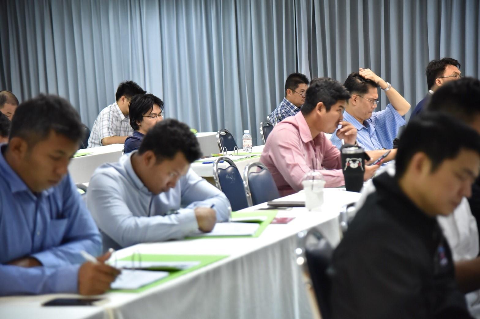 โครงการอบรมศึกษาดูงานและสอบ   วิศวกรรมโครงสร้างทางรถไฟ ขั้นพื้นฐาน  (Fundamental of Railway Track Engineering) วันเสาร์ที่ 3,10,17,27 กุมภาพันธ์ 2561
