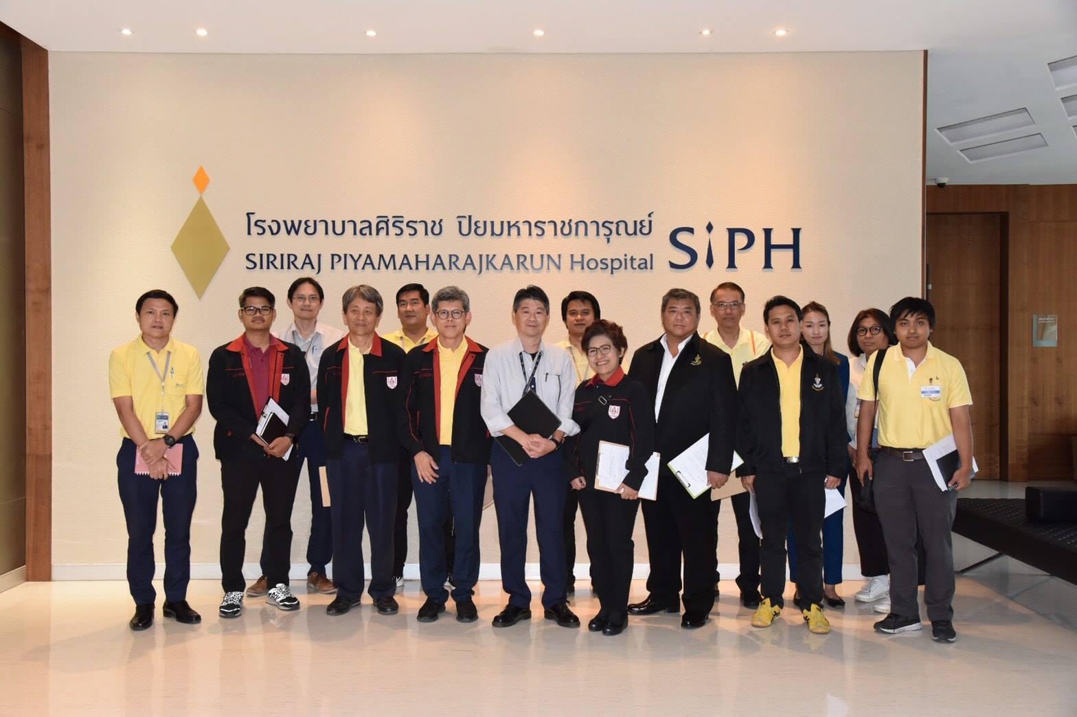 คณะกรรมการตรวจอาคารปลอดภัย โครงการ ASEAN Building Fire Safety Awards 2019