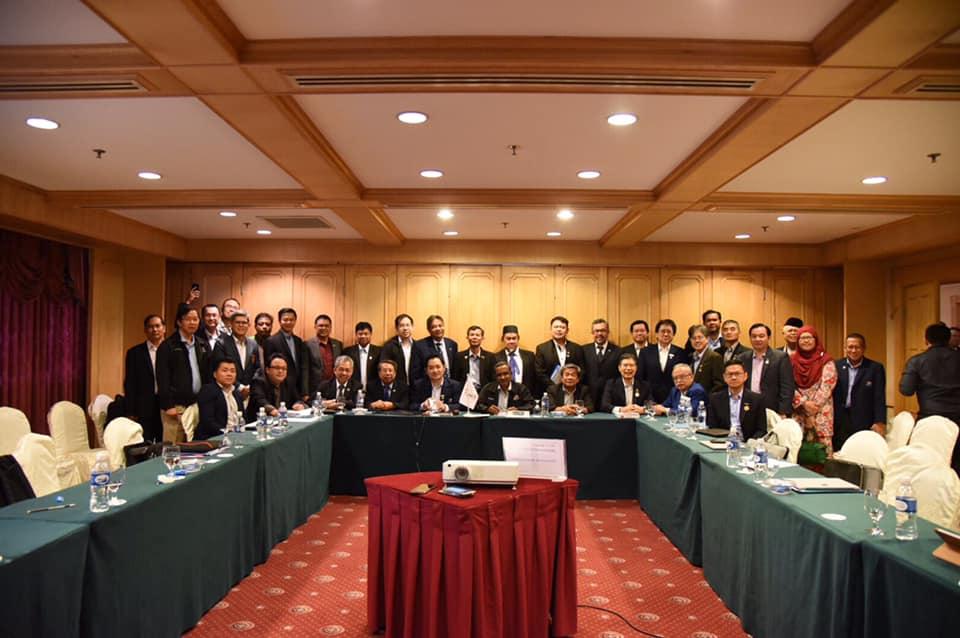 วิศวกรรมสถานแห่งประเทศไทย ในพระบรมราชูปถัมภ์ ส่งผู้แทนเข้าร่วมการประชุม AFEO midterm meeting 2019 (การประชุมร่วมกับสมาพันธ์วิศวกรอาเซียน)