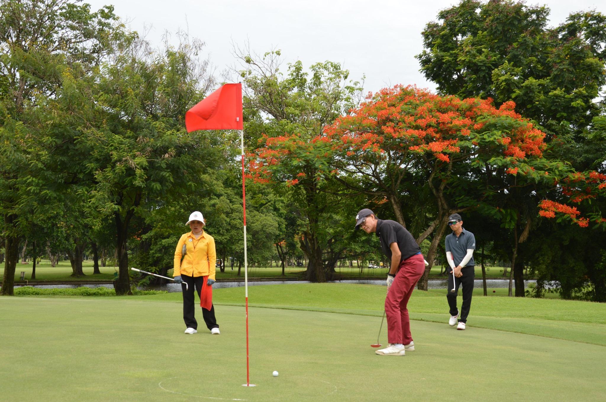 วิศวกรรมสถานแห่งประเทศไทย ในพระบรมราชูปถัมภ์ (วสท.) จัดการแข่งขัน EIT Golf
