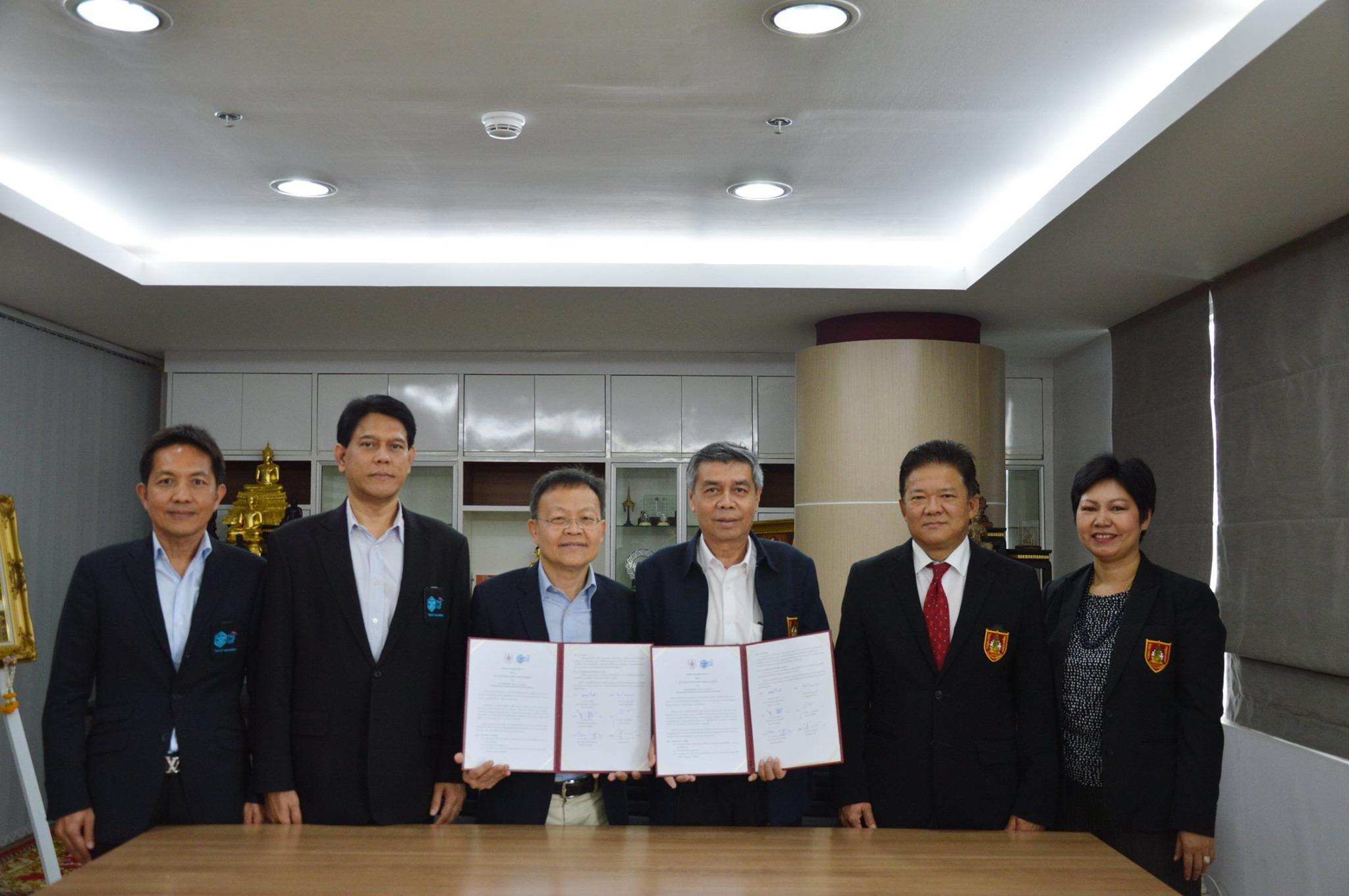 วสท.  ลงนามบันทึกความร่วมมือด้านวิชาการ กับสมาคมไทยไอโอที (THAI IOT Association)