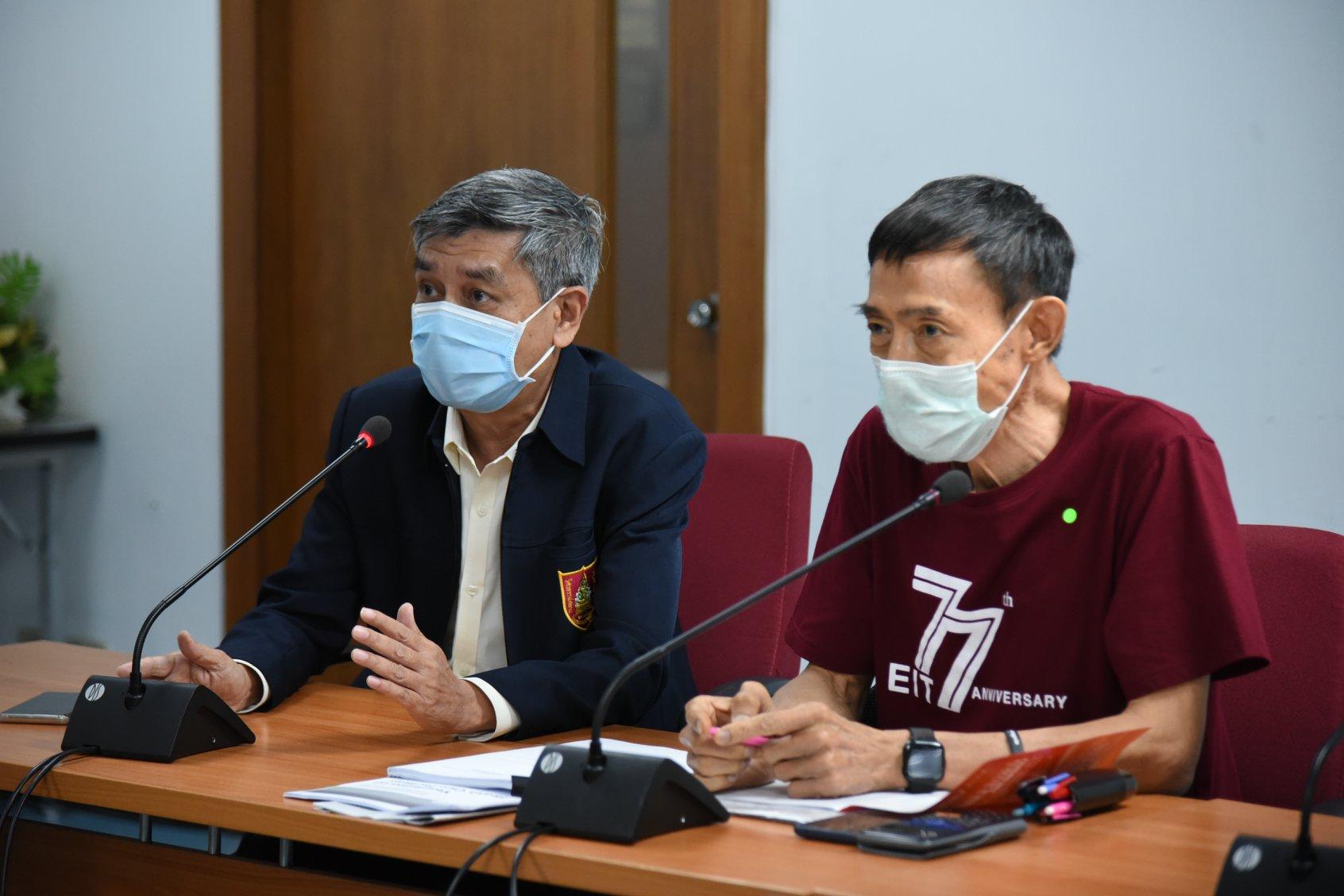 """วิศวกรรมสถานแห่งประเทศไทยฯ (วสท.) ได้ทำหน้าที่ให้กับสังคม ด้วยการนำเสนอสิ่งประดิษฐ์อุปกรณ์ทางการแพทย์""""ห้องแยกการติดเชื้อทางอากาศความดันลบ"""" (Airborne Inflection Isolation Room)"""