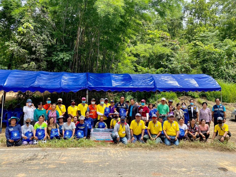 วิศวกรอาสา วิศวกรรมสถานแห่งประเทศไทยฯ (วสท.) ร่วมกับศูนย์ป้องกันและบรรเทาสาธารณภัย เขต 15