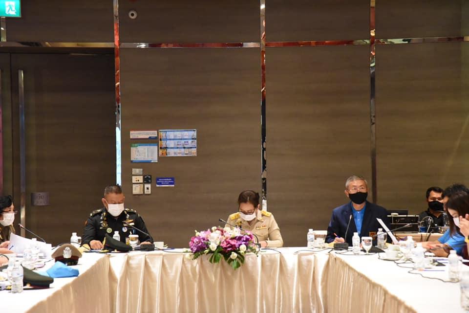 วิศวกรรมสถานแห่งประเทศไทยฯ (วสท.) ประชุมร่วมกับสำนักพระราชวัง และหน่วยงานที่เกี่ยวข้อง เรื่องการเตรียมพิธีเปิดงานวิศวกรรมแห่งชาติ 2563