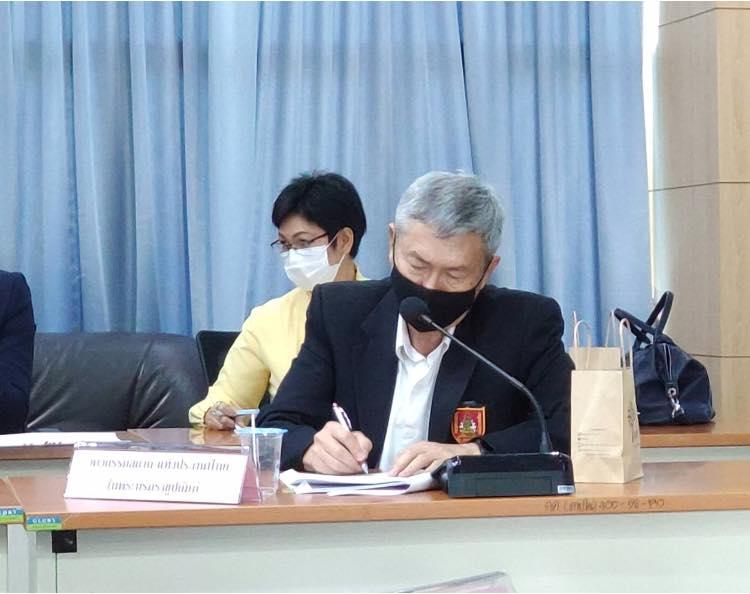วิศวกรรมสถานแห่งประเทศไทย ในพระบรมราชูประถัมภ์ (วสท.) ได้เข้าร่วมประชุมหารือความร่วมมือกับกรมการป้องกันและบรรเทาสาธารณภัย