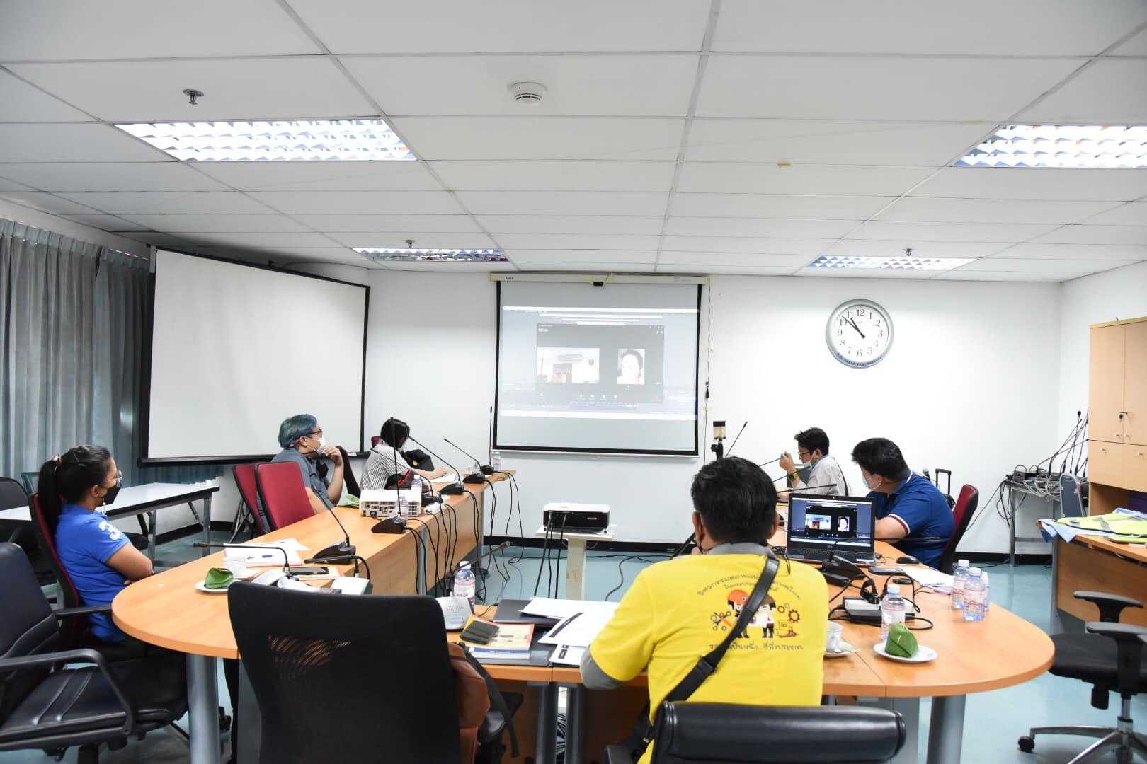 วิศวกรรมสถานแห่งประเทศไทยฯ จัดวิศวกรอาสาตรวจสอบอาคาร ให้คำปรึกษา พร้อมเสนอแนะแนวทางแก้ไขเบื้องต้นแก่ประชาชนที่ได้รับผลกระทบจากเหตุการณ์ผ่านระบบออนไลน์